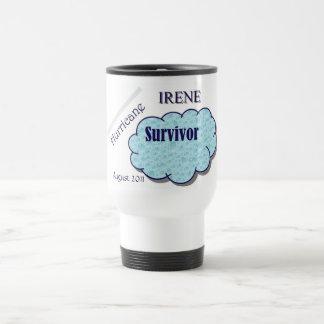 I Survived Hurricane Irene Travel Mug