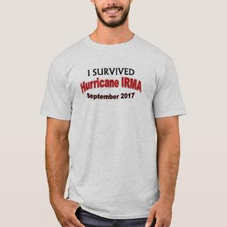 I Survived Hurricane IRMA 2017 Shirt