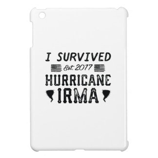 I Survived Hurricane Irma Cover For The iPad Mini