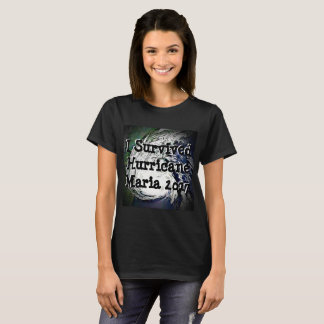I Survived Hurricane Maria Shirt