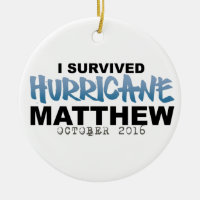 I Survived Hurricane Matthew October 2016