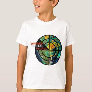 I Survived Hurricane Matthew - Storm Survivor T-Shirt