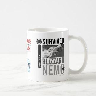 I Survived Hurricane Sandy Blizzard Nemo Mug