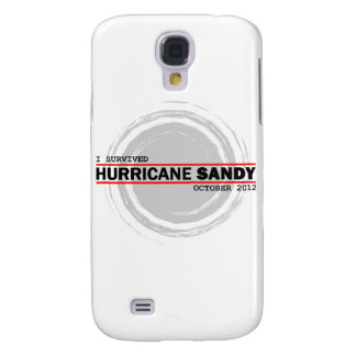 I Survived Hurricane Sandy Samsung Galaxy S4 Cover