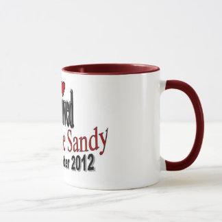 I Survived Hurricane Sandy Coffee Mug