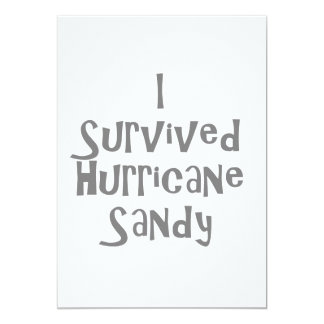 I survived Hurricane Sandy Gray.png Personalized Announcement