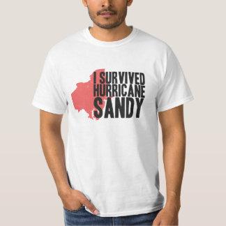 I Survived Hurricane Sandy  T-Shirt