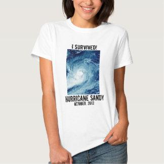 I Survived! Hurricane Sandy T-Shirt