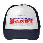 I Survived Hurricane Sandy Trucker Hat