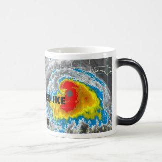 I  SURVIVED IKE 2008 COFFEE MUGS