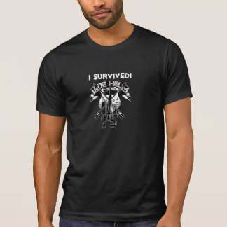 I Survived Jade Helm 15 Military Training in 2015 T-Shirt