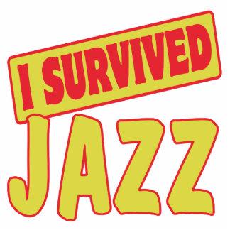 I SURVIVED JAZZ PHOTO CUTOUTS