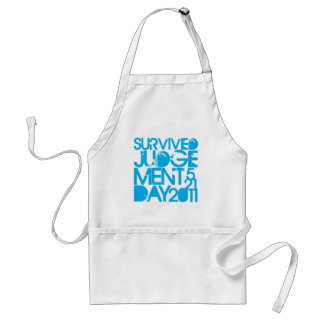 I Survived Judgment Day 2011 Adult Apron