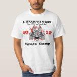 I Survived Karate Camp T-Shirt