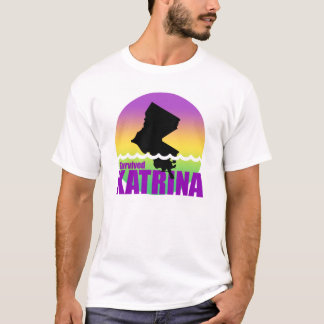 I Survived Katrina T-Shirt