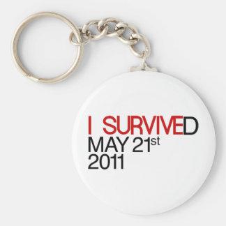 I Survived Keychains