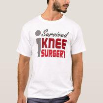 I Survived Knee Surgery Shirt