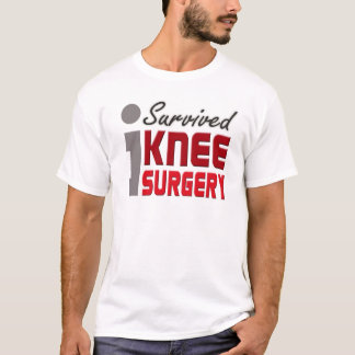 I Survived Knee Surgery Shirt