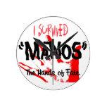I survived Manos - the Clock!