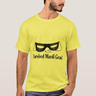 I Survived Mardi Gras T-Shirt