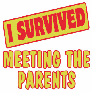 I SURVIVED MEETING THE PARENTS PHOTO CUTOUTS