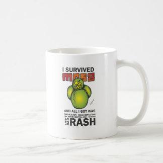 I Survived MRSA Coffee Mug