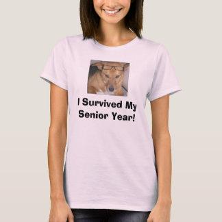 I Survived My Senior Year Shirt