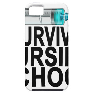 I survived nursing school Women's T-Shirts iPhone 5 Cover