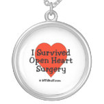I Survived Open Heart Surgery Jewelry