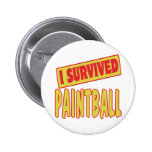 I SURVIVED PAINTBALL PINS