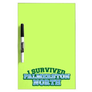 I Survived PALMERSTON NORTH Dry-Erase Board