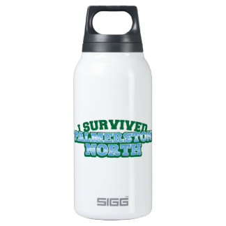 I Survived PALMERSTON NORTH Thermos Bottle