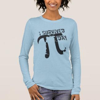 I Survived Pi Day TShirts - Funny Pi Day