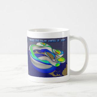 I Survived Polar Vortex of 2014 Rendering Mug