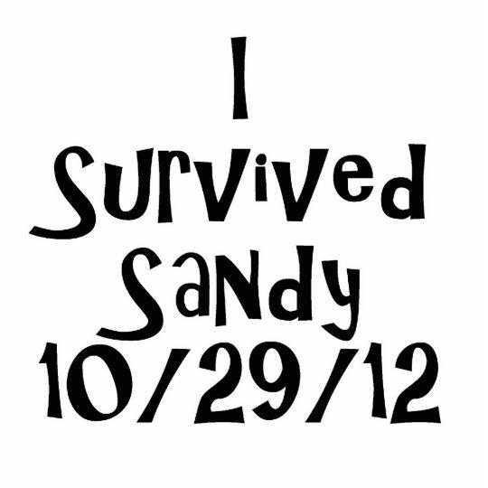 I Survived Sandy 10-29-12 Black.png Cutout