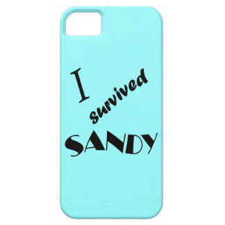 I survived Sandy 5 iPhone SE/5/5s Case