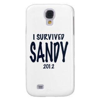 I Survived Sandy Samsung Galaxy S4 Case