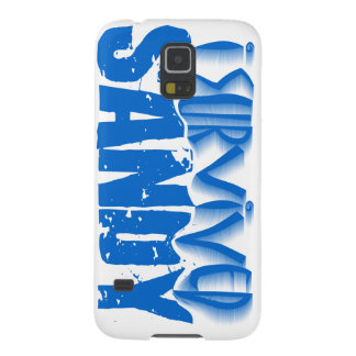 i survived SANDY Galaxy S5 Case