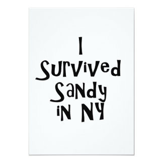 I Survived Sandy in NY.png Invitation