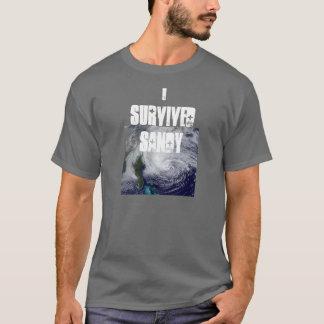 I Survived Sandy Men's T T-Shirt