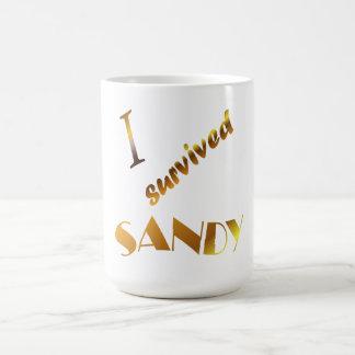 I survived Sandy Mugs