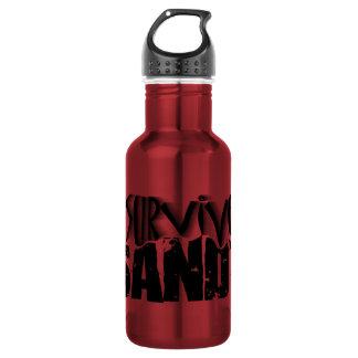 i survived SANDY 18oz Water Bottle