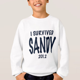 I Survived Sandy Sweatshirt