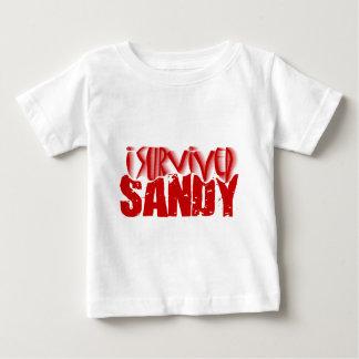 i survived SANDY Tshirts