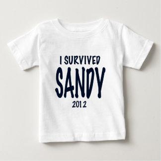 I Survived Sandy Tees