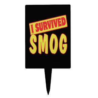 I SURVIVED SMOG CAKE PICK