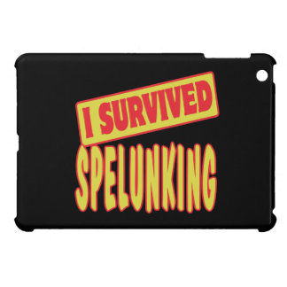 I SURVIVED SPELUNKING CASE FOR THE iPad MINI