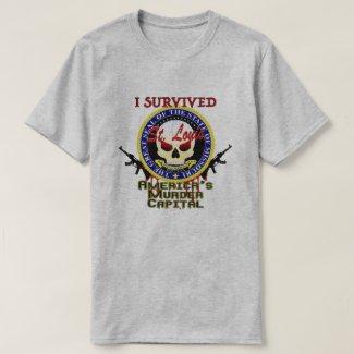 I Survived St. Louis - Murder Capital T-Shirt