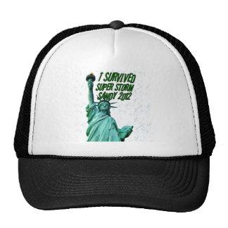 I survived storm Sandy,2012_ Trucker Hat