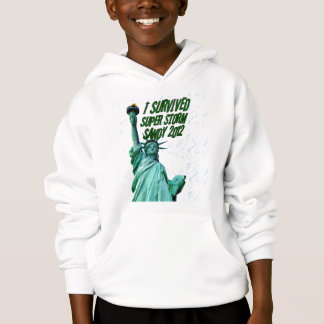 I survived storm Sandy,2012_ Hoodie